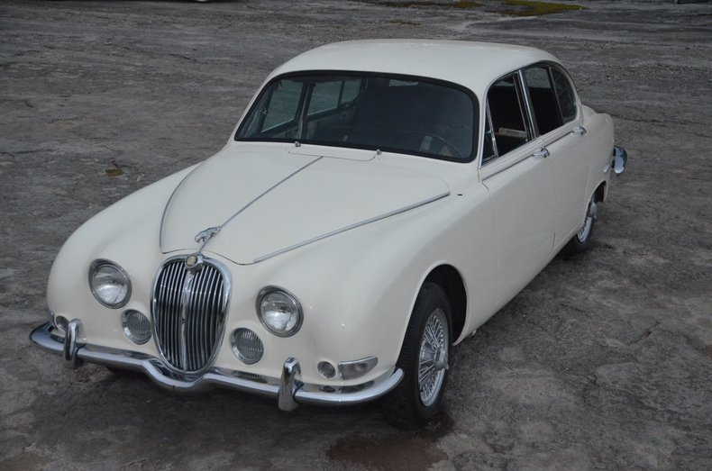 1965 Jaguar 3.8S For Sale