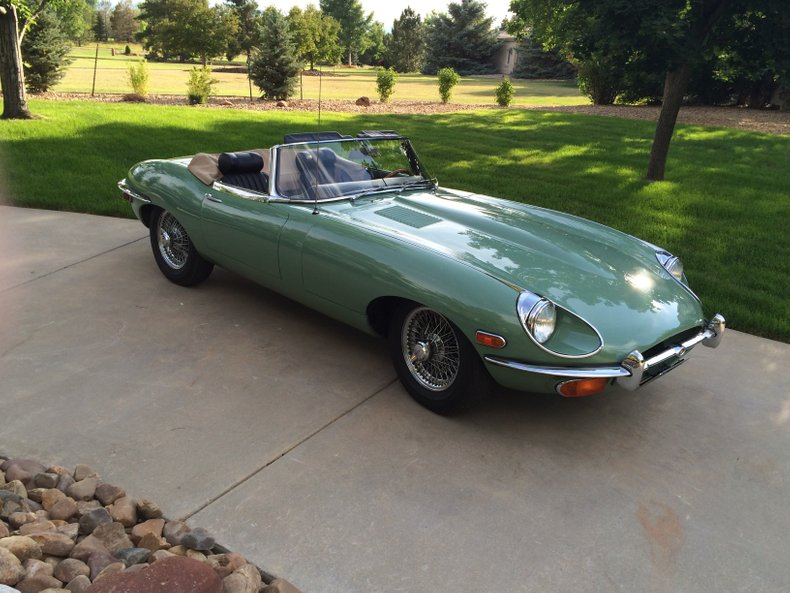 1970 Jaguar XKE For Sale