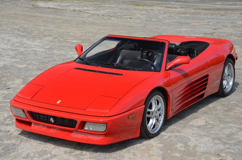 1995 Ferrari 348 Spyder