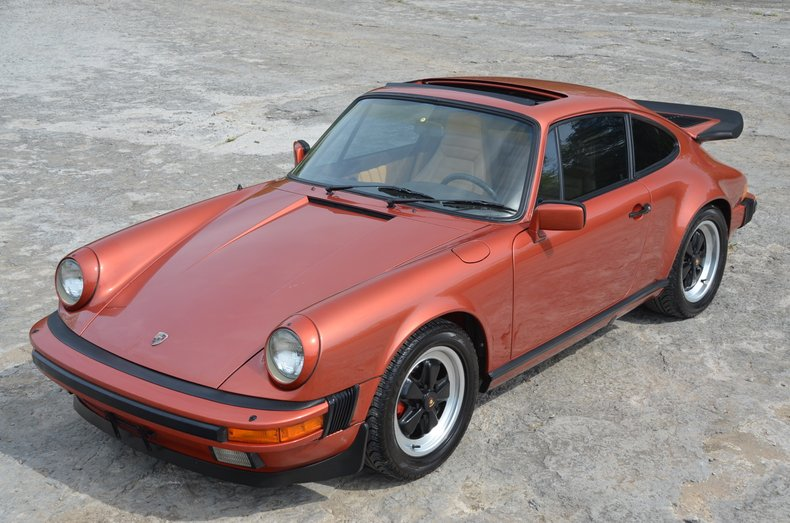 1984 Porsche 911 Carrera For Sale