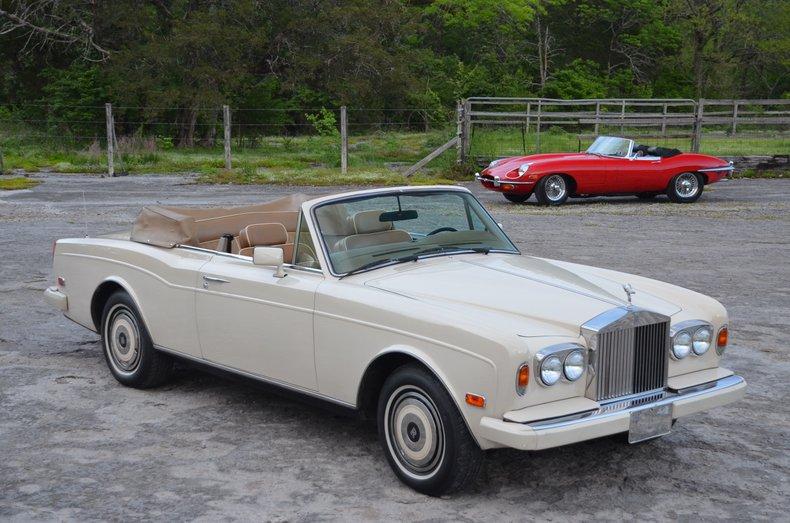 1988 Rolls-Royce Corniche For Sale