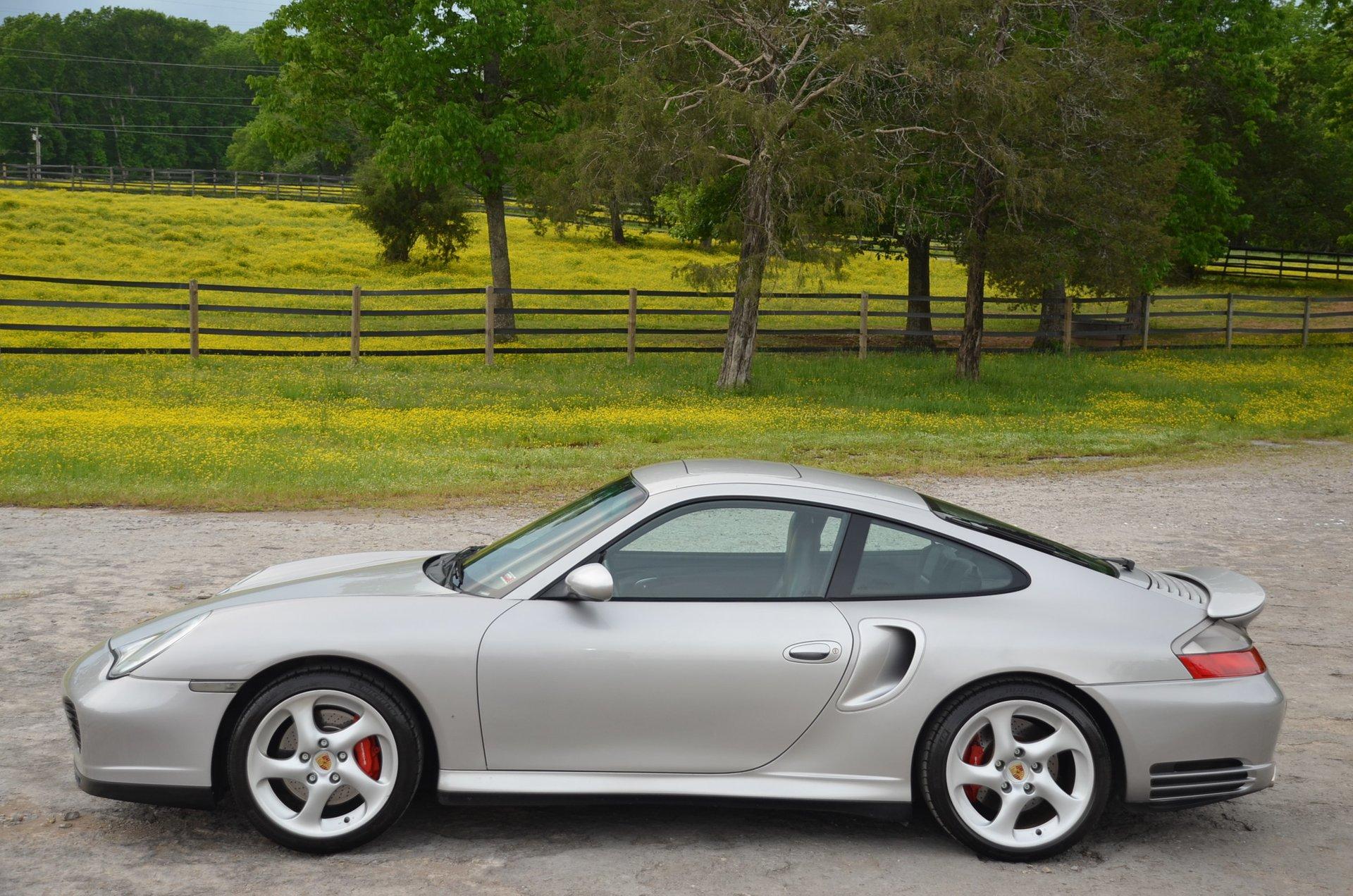 2002 Porsche 996 Turbo Frazier Motorcar Company
