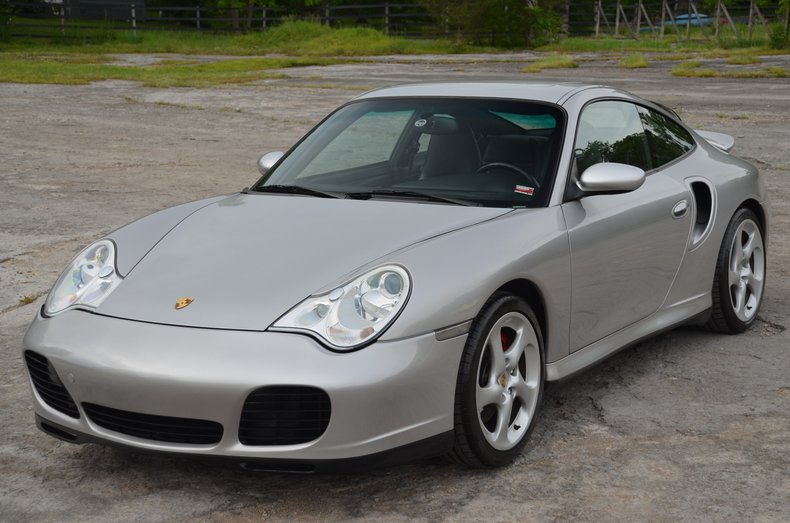 2002 Porsche 996 Turbo For Sale