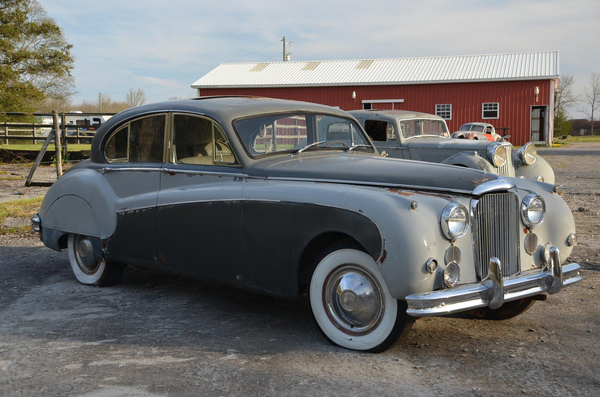 1957 jaguar mark viii