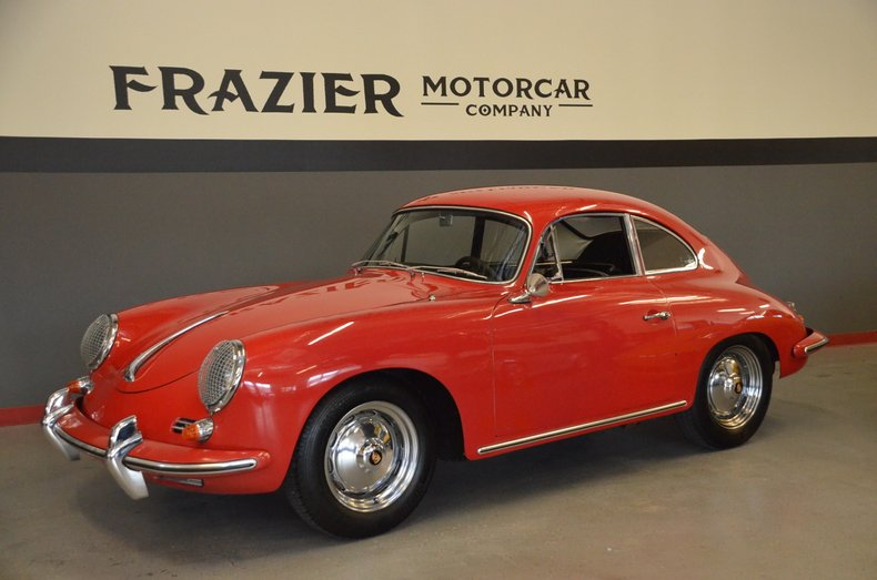 1960 Porsche 356 1600 Super