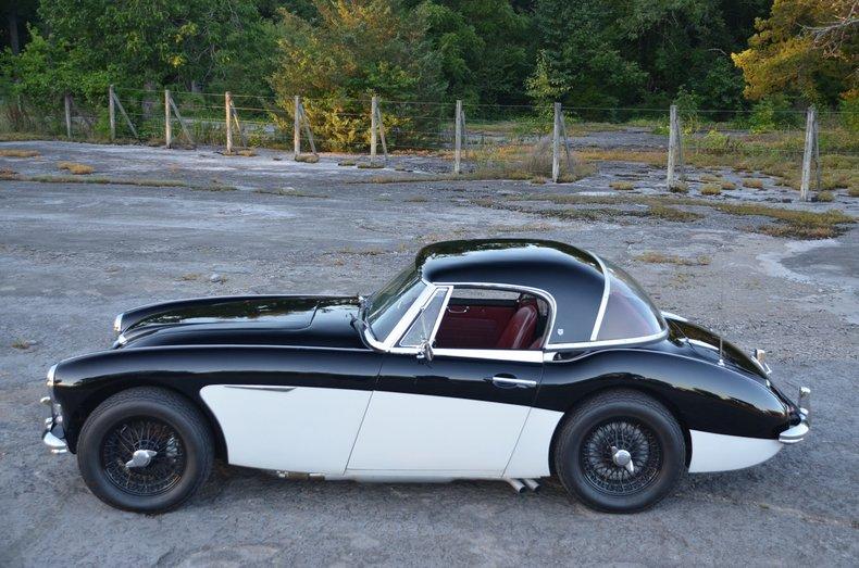 1963 Austin Healey 3000 5