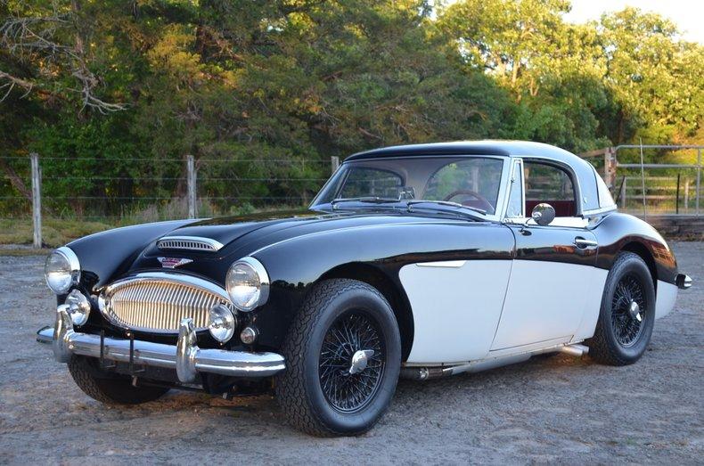 1963 Austin Healey 3000 1