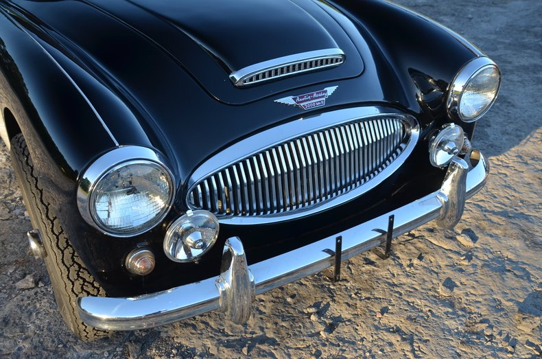 1963 Austin Healey 3000 10