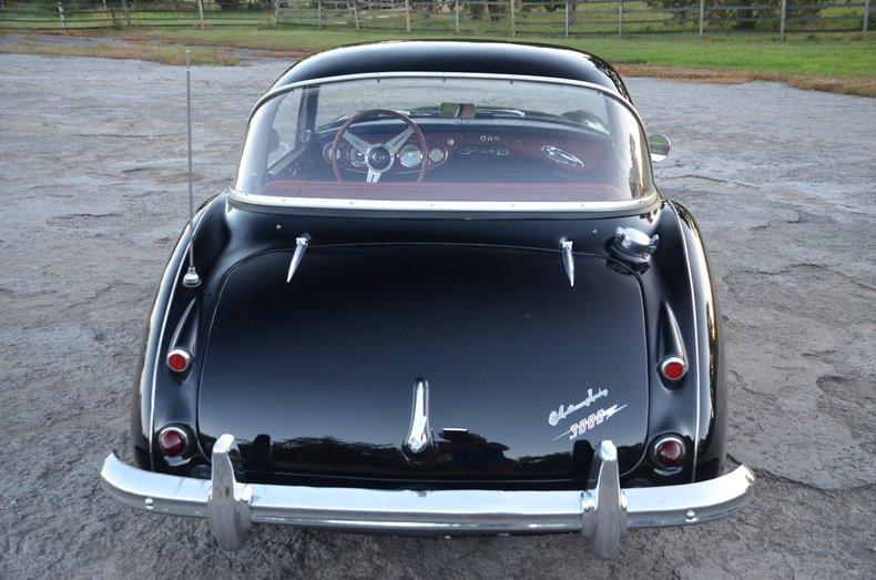 1963 Austin Healey 3000 8