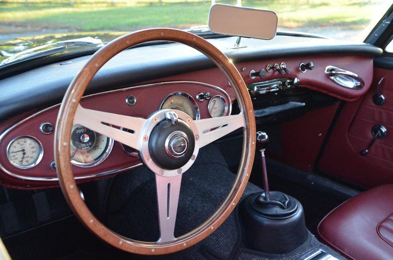 1963 Austin Healey 3000 19