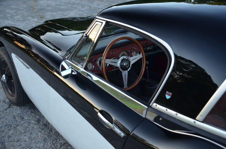 1963 Austin Healey 3000 15