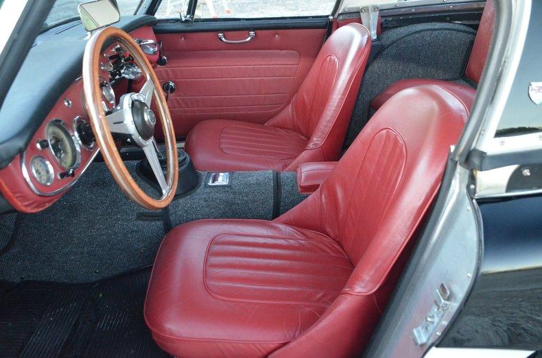 1963 Austin Healey 3000 21