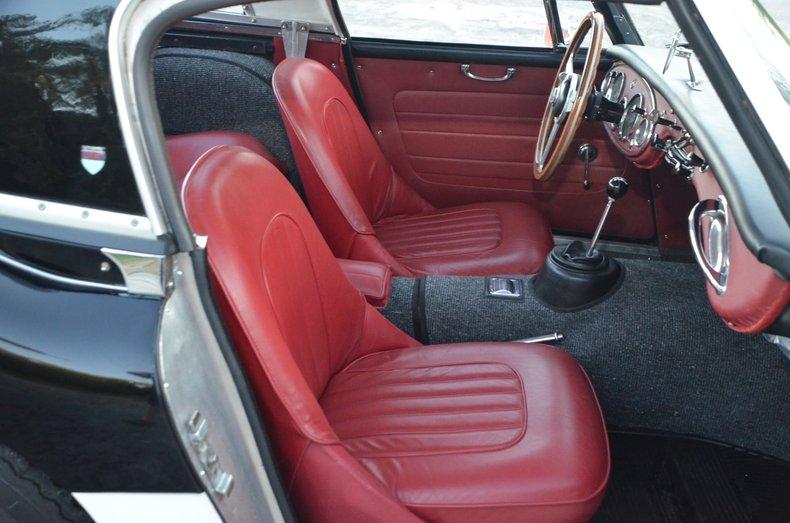 1963 Austin Healey 3000 22
