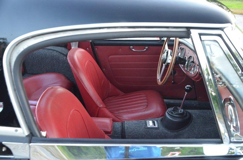 1963 Austin Healey 3000 31