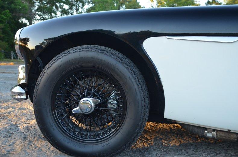 1963 Austin Healey 3000 37