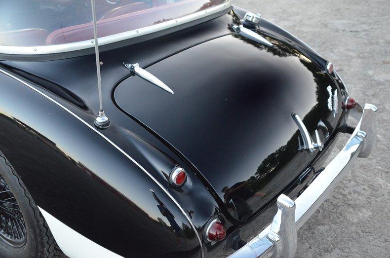1963 Austin Healey 3000 39