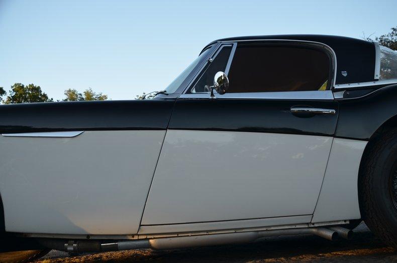1963 Austin Healey 3000 41