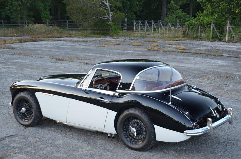 1963 Austin Healey 3000 45