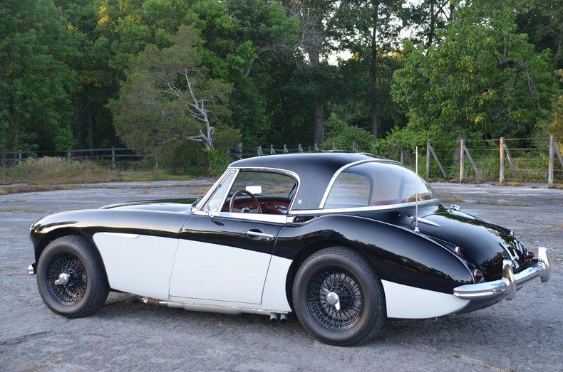 1963 Austin Healey 3000 44