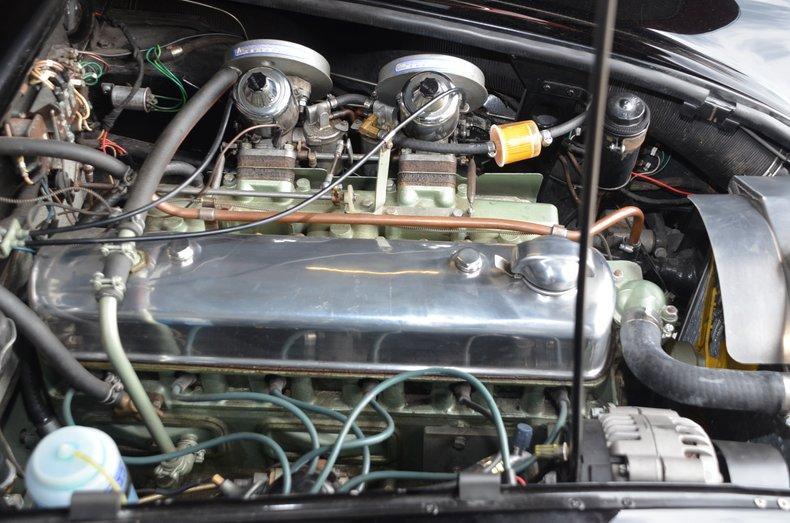 1963 Austin Healey 3000 49