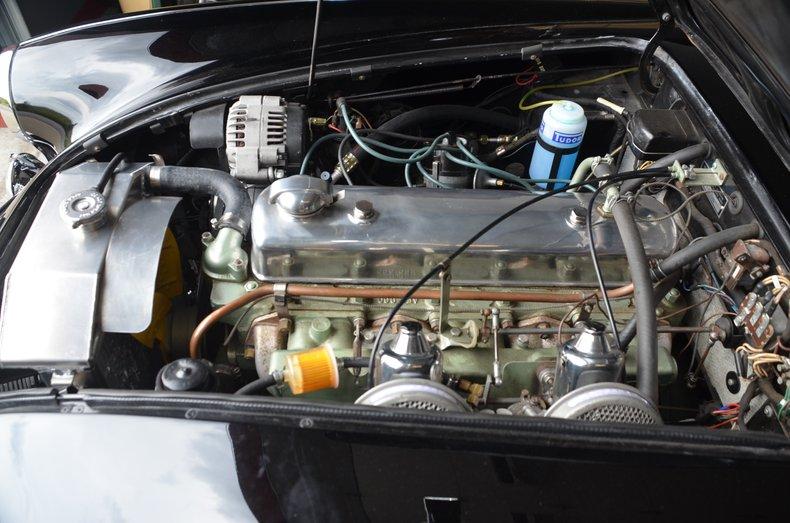 1963 Austin Healey 3000 47