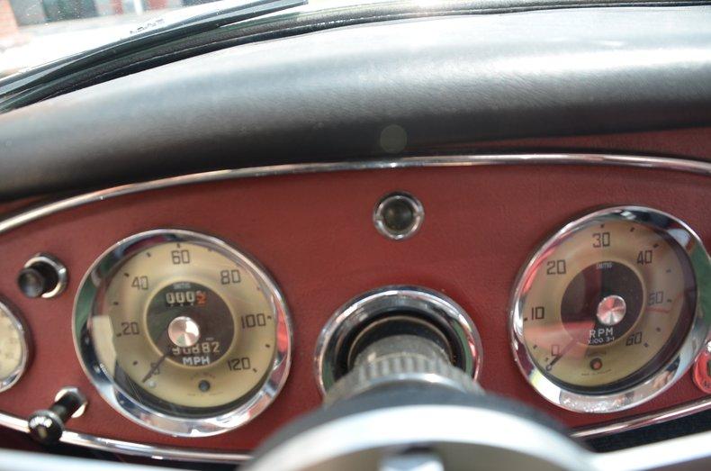 1963 Austin Healey 3000 26