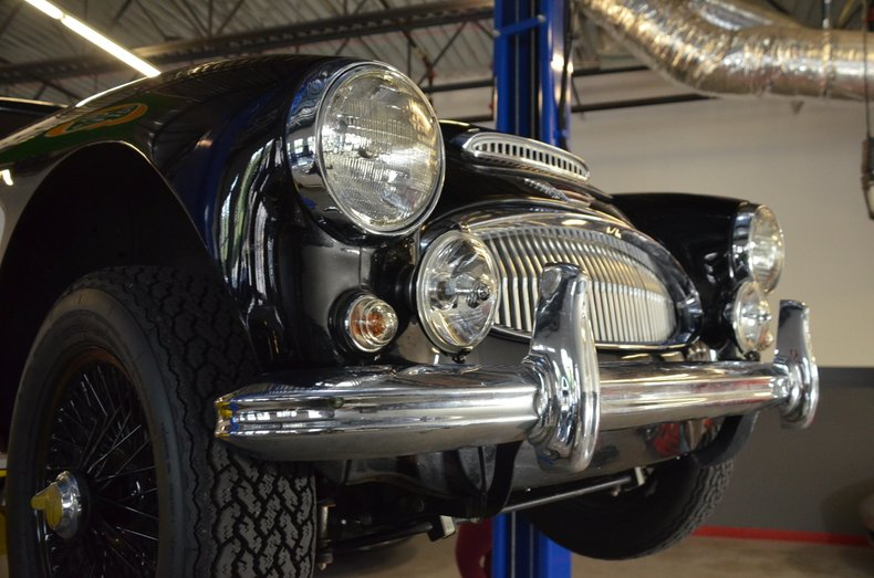 1963 Austin Healey 3000 71