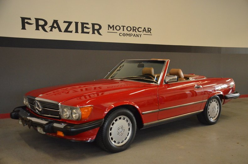 1987 Mercedes-Benz 560SL For Sale