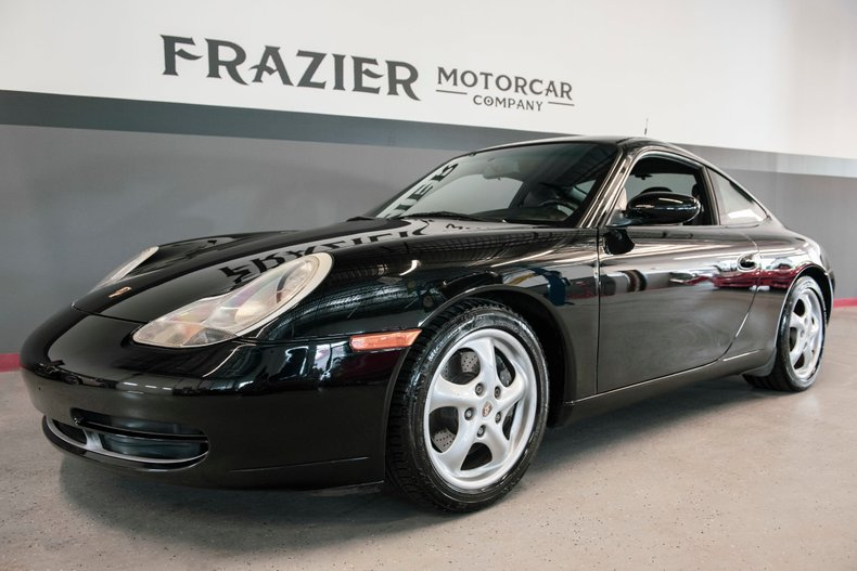 2000 Porsche 911 Carrera For Sale