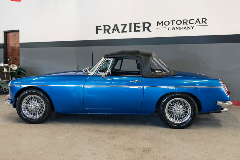 1969 MG MGB for sale #168789 | Motorious