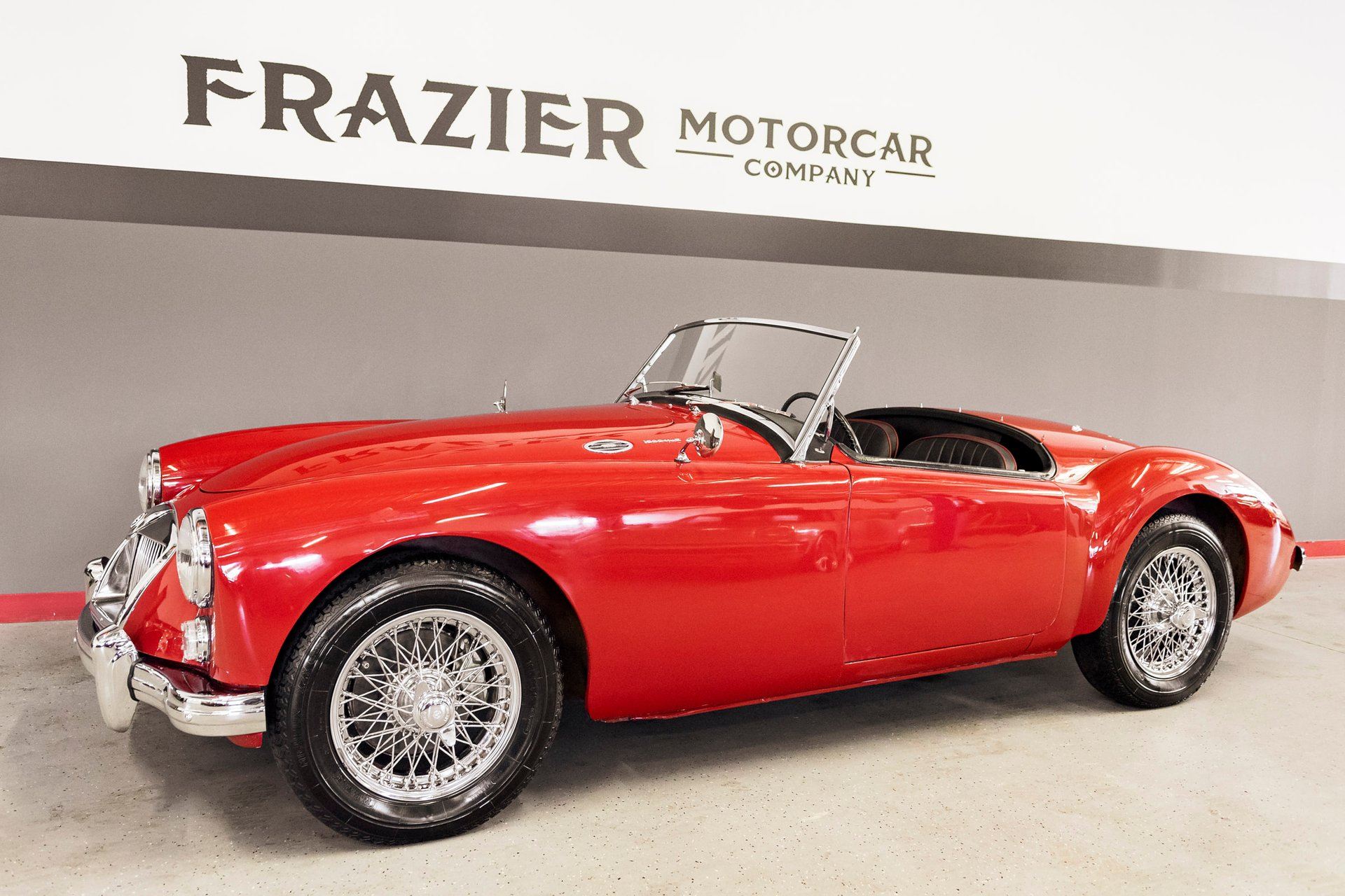 1962 mg mga mkii roadster