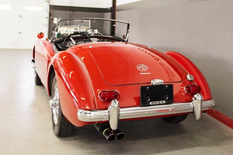 1962 MG MGA MKII ROADSTER 4