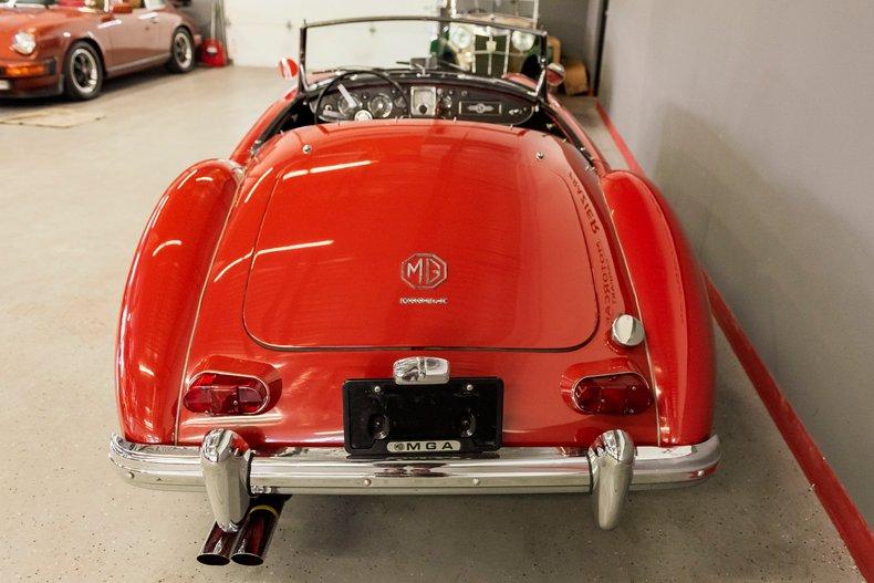 1962 MG MGA MKII ROADSTER 5