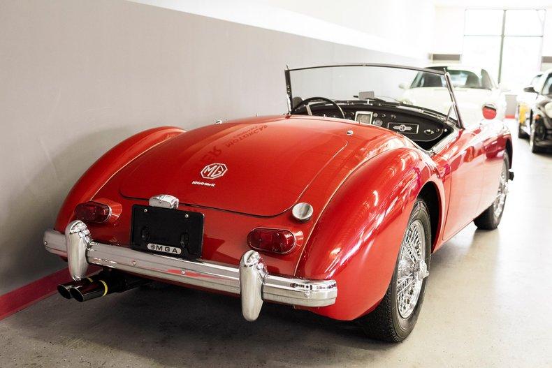 1962 MG MGA MKII ROADSTER 6