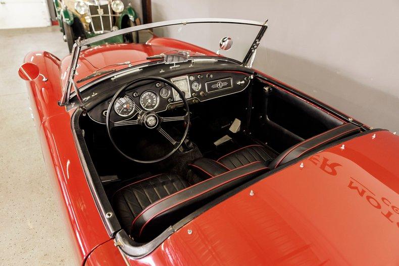 1962 MG MGA MKII ROADSTER 13