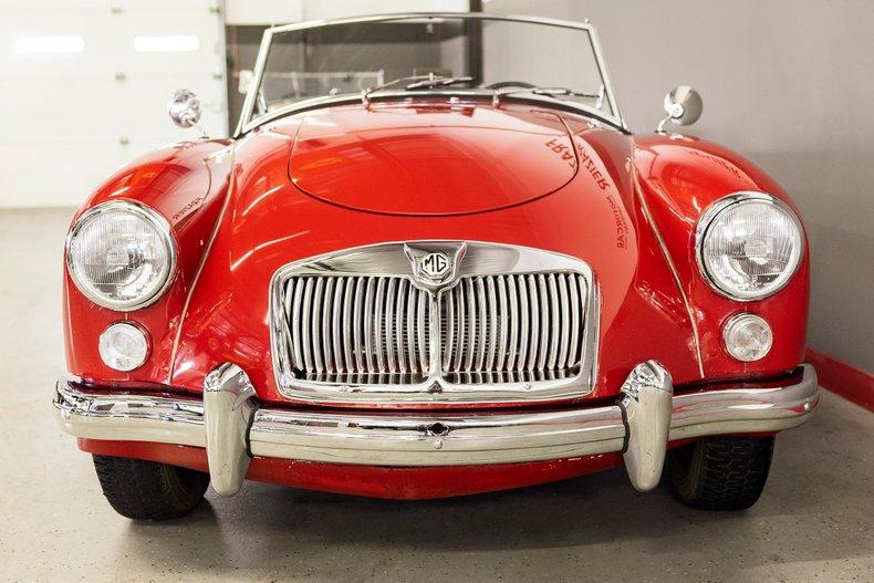 1962 MG MGA MKII ROADSTER 12