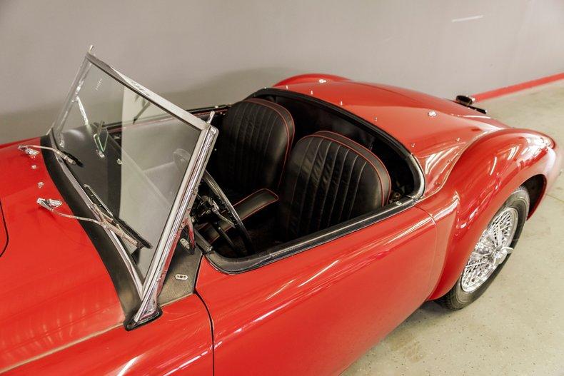 1962 MG MGA MKII ROADSTER 14