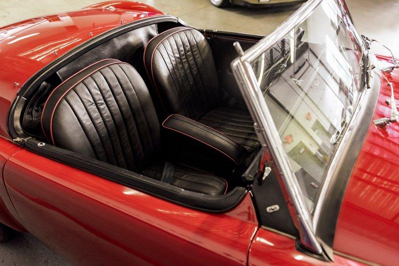 1962 MG MGA MKII ROADSTER 16