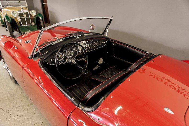 1962 MG MGA MKII ROADSTER 15