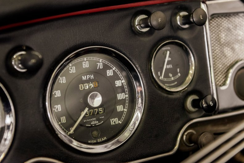 1962 MG MGA MKII ROADSTER 23