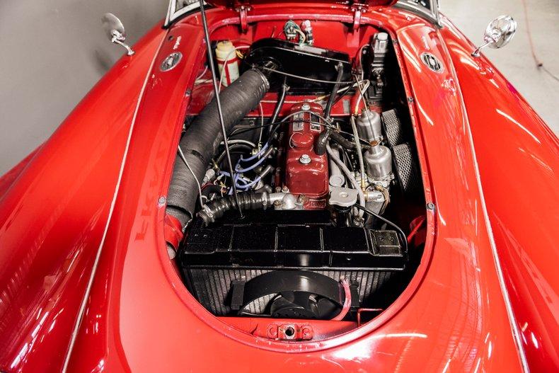 1962 MG MGA MKII ROADSTER 24
