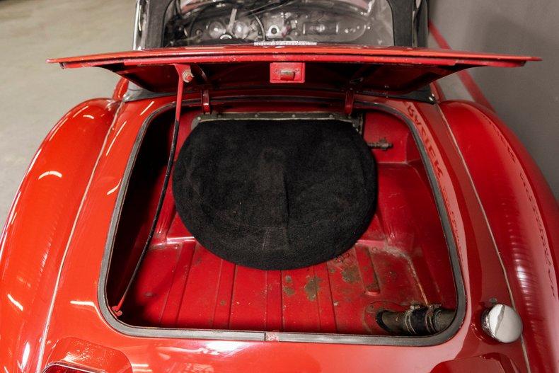 1962 MG MGA MKII ROADSTER 28