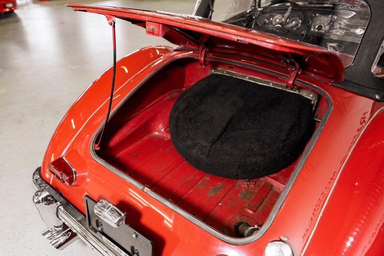 1962 MG MGA MKII ROADSTER 29