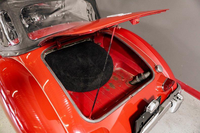1962 MG MGA MKII ROADSTER 30