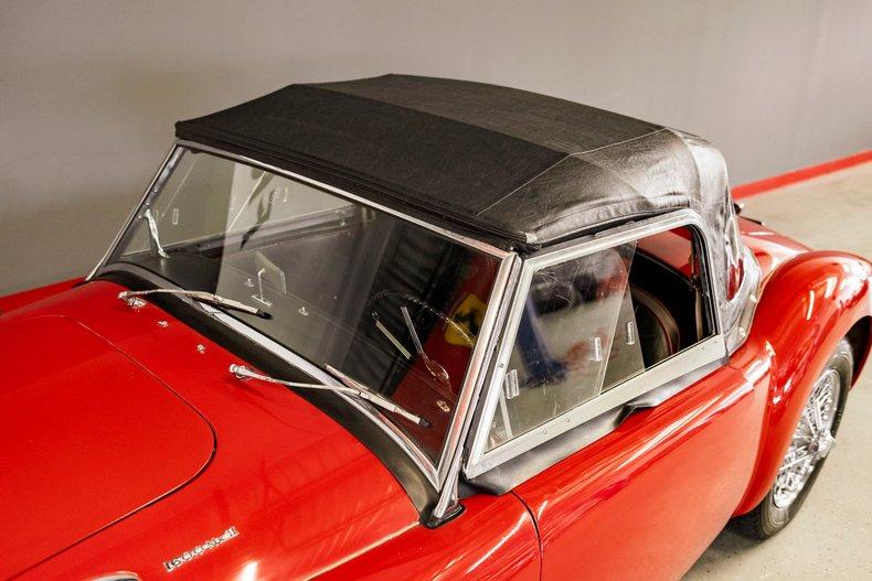 1962 MG MGA MKII ROADSTER 35