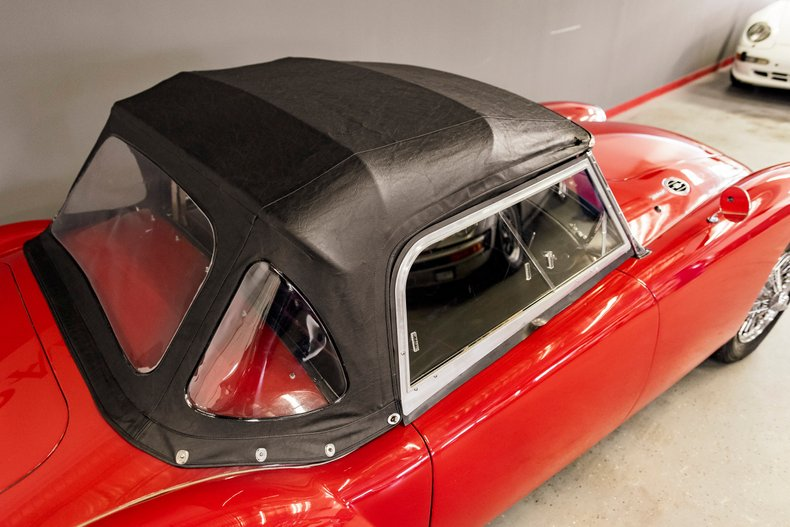 1962 MG MGA MKII ROADSTER 38