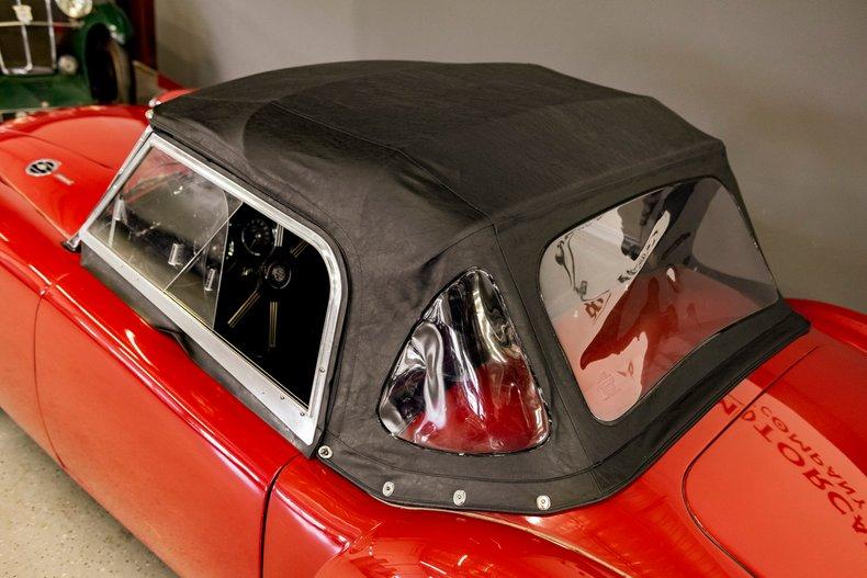 1962 MG MGA MKII ROADSTER 34