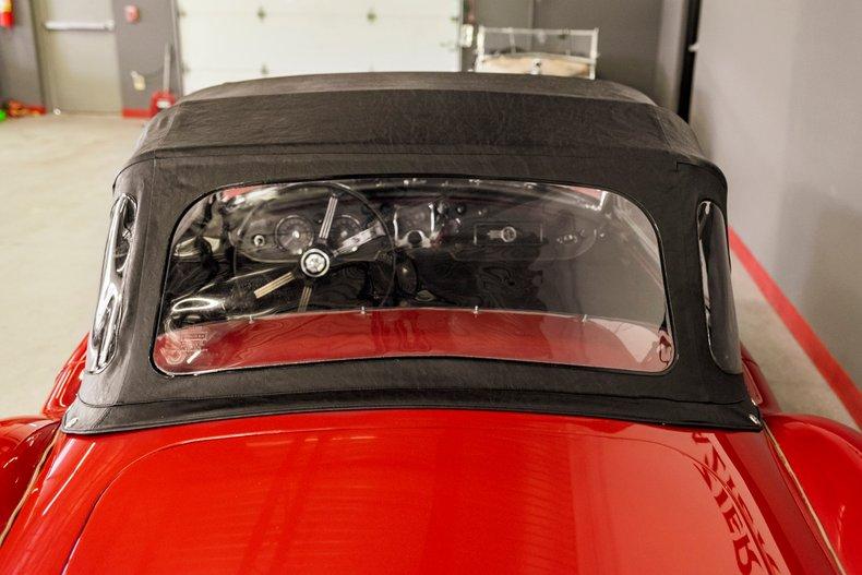 1962 MG MGA MKII ROADSTER 36