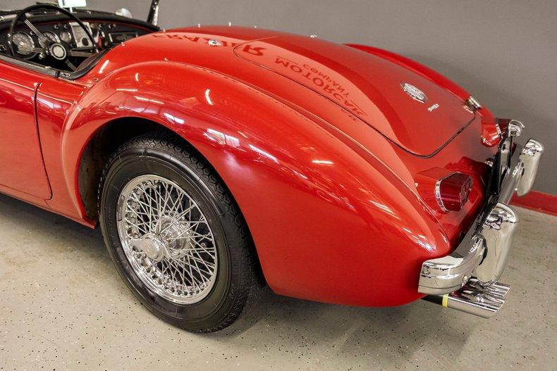 1962 MG MGA MKII ROADSTER 42