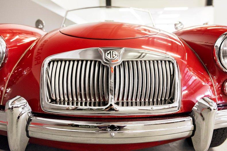1962 MG MGA MKII ROADSTER 41